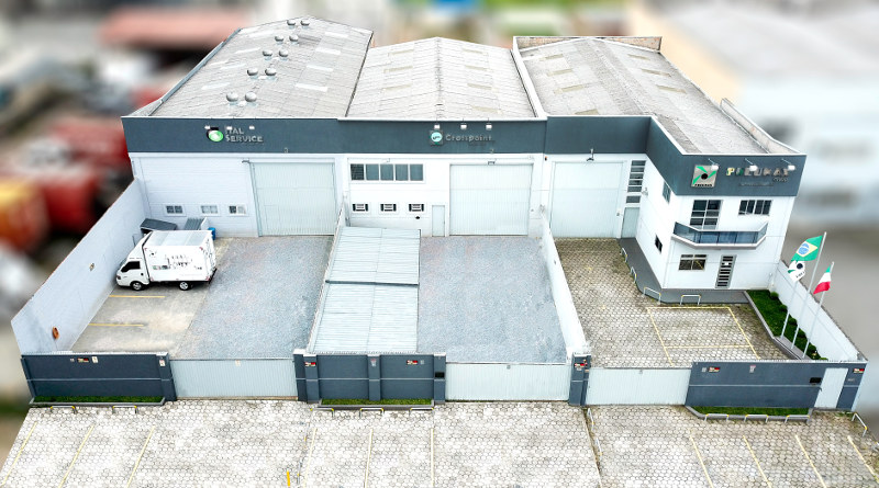 Imagem contendo a empresa Pneumax do Brasil